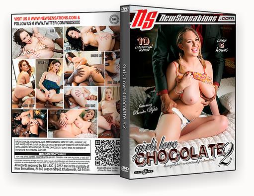 CAPA DVD – Girls Love Chocolate 2 xxx 2018 – ISO