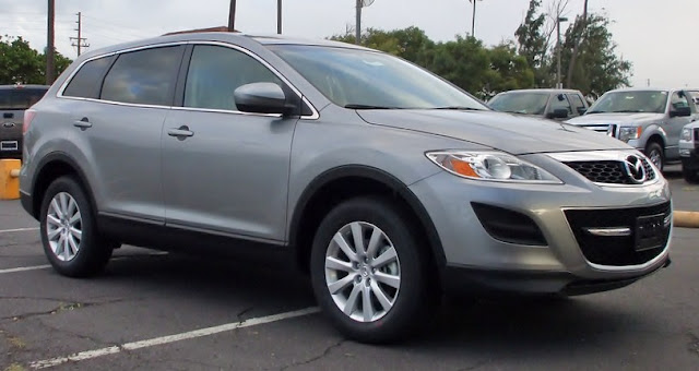 2010 Mazda CX9 - Full Specifications You Need to Know