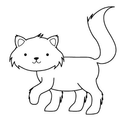 101 Gatitos Para Colorear ! Las Mascotas Mas Adorables Para Que Los ...