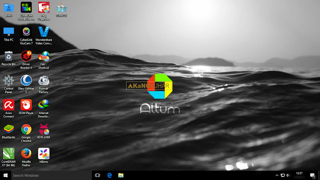 Download Windows 10 Altum Pro 1607 x64 Full Version Terbaru