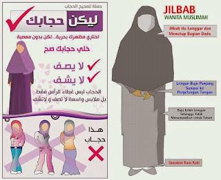 hijab syar'i nasehat