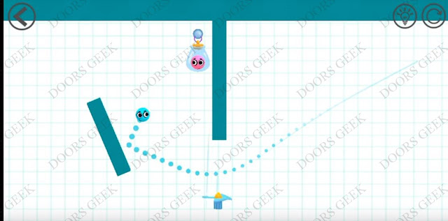 Love Shots Level 36 Solution, Cheats, Walkthrough for Android and iOS