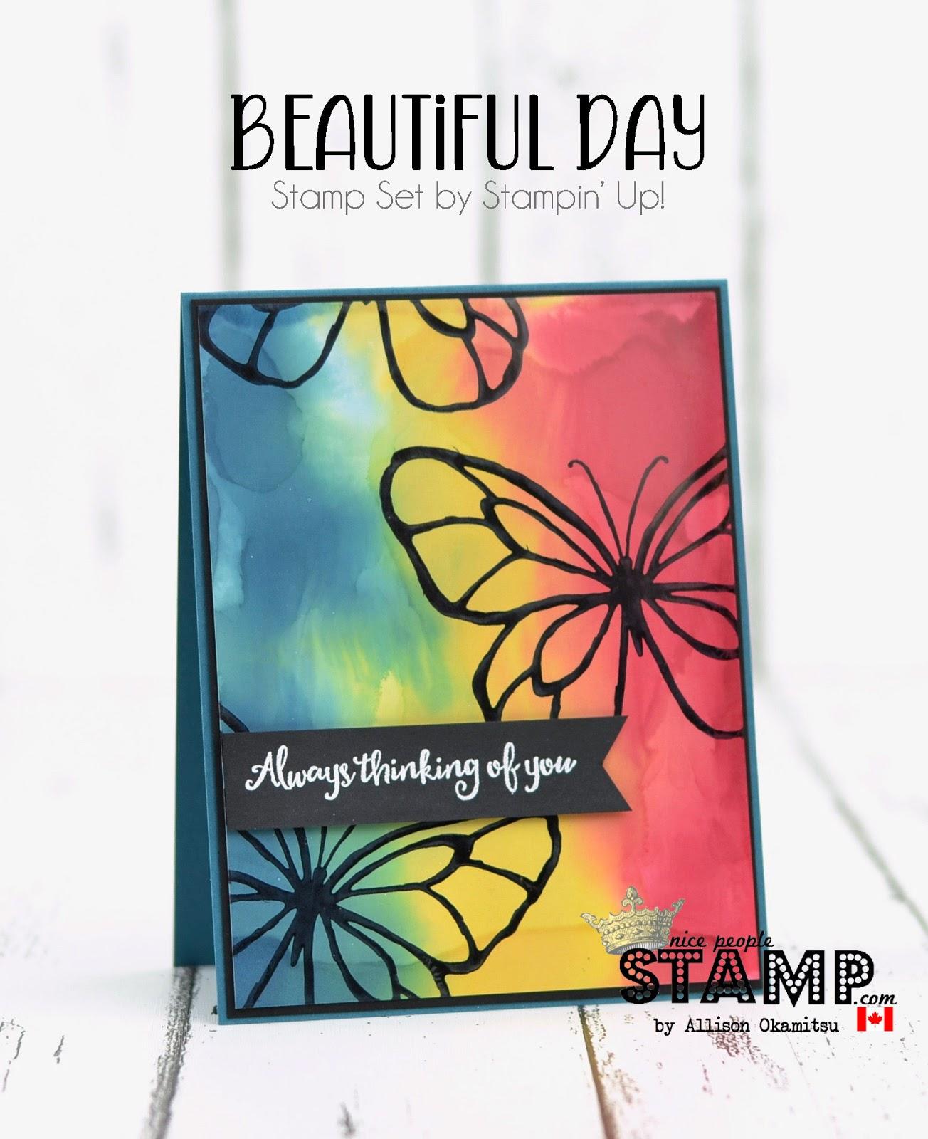 Beautiful Day Card