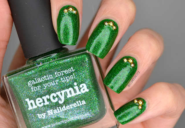 Picture Polish Hercynia Swatch
