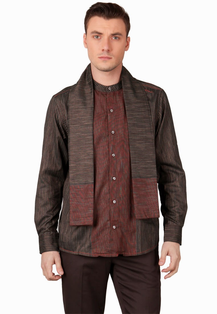 Jual Busana & Baju Muslim Pria - Baju Koko Harga Murah