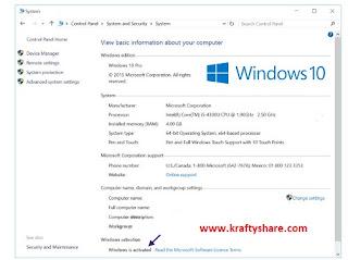 Windows 10, 8.1, 8 Activator Free Download