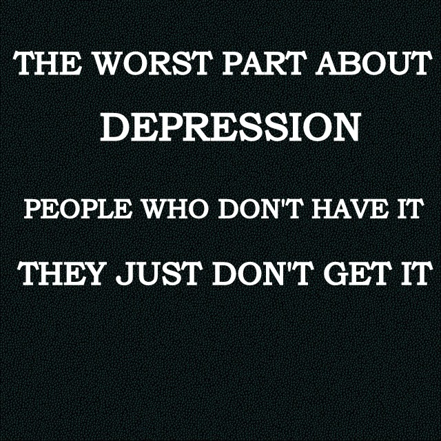 Depression Quotes And Sayings About Depression: When Your Sad Depressing Quotes. QuotesGram