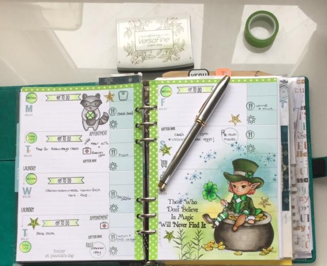 StPatricksday-plannerstamping