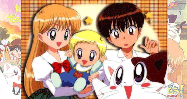 Daa! Daa! Daa! - Daftar Anime Romance Ending Menikah