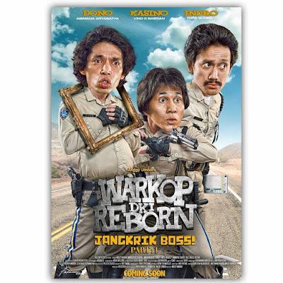 Warkop DKI Reborn : Jangkrik Boss!