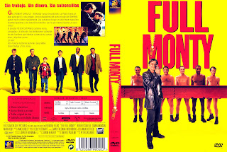 Carátula dvd: Full Monty (1997)