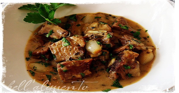 Stufato Di Agnello(lamb Stew ) Recipe