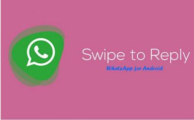 Cara Mengaktifkan Swipe to Reply di WhatsApp untuk Android