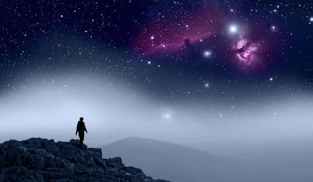 univers depuis le plus petit jusqu'a  le plus grand