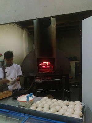 Kedai kita Bogor pizza kayu bakar