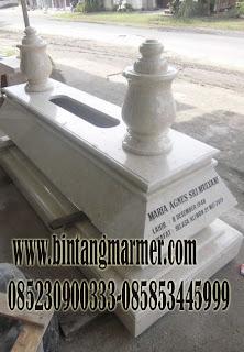 Jual Makam marmer-Harga Makam Marmer Murah