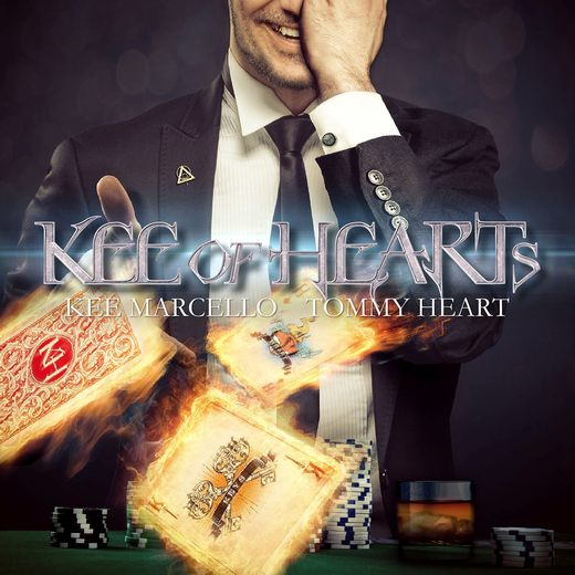 KEE OF HEARTS - Kee Marcello : Tommy Heart (2017) full