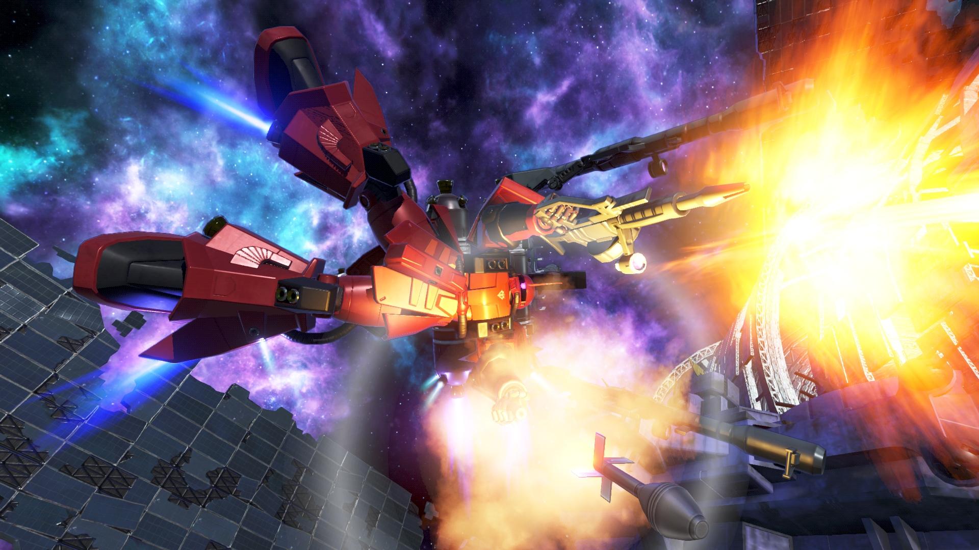 Download Gundam Versus HD Wallpapers - Read games review, play online games & download games ...
