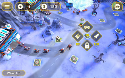 Tower Defense Generals TD v1.0.3 Mod Apk Money