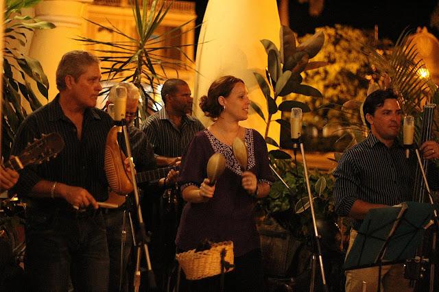 muzyka na żywo El Palatino