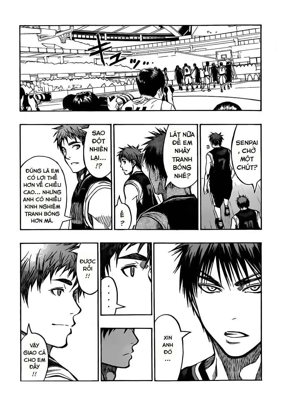 Kuroko No Basket chap 232 trang 4