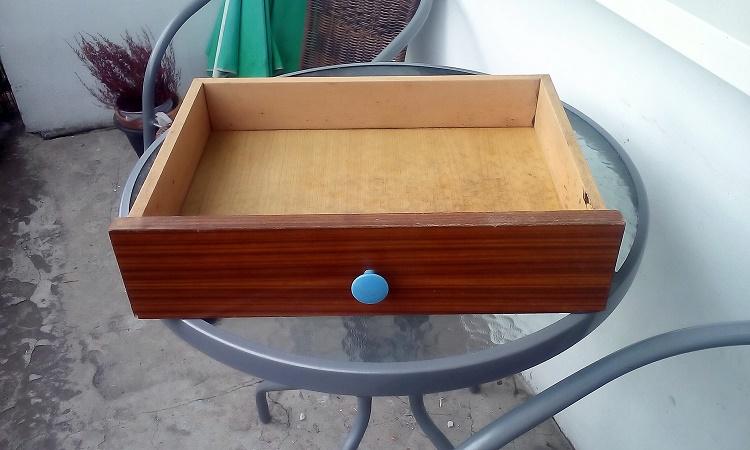 Metamorfoza kolejnej szuflady - ale czy udana?