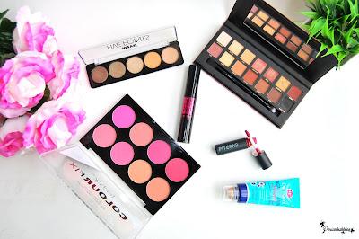 Favoritos y descubrimientos en maquillaje