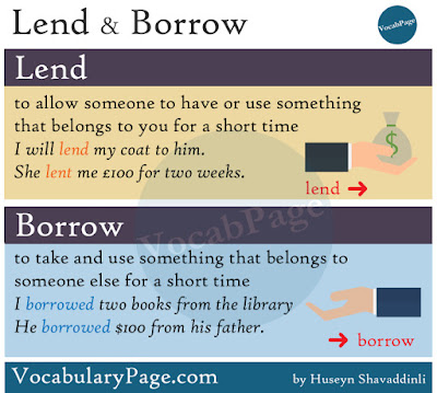 Lend and Borrow