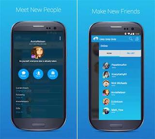 Paltalk - Cara Video Call di Android