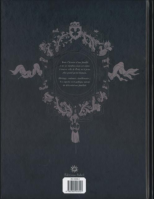 Les Ogres-Dieux (tome 1) Petit de Bertrand Gatignol et Hubert verso
