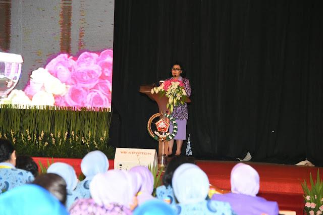 Ny. Nanny Hadi : Dharma Pertiwi Sebagai Wadah Bagi Istri Anggota TNI