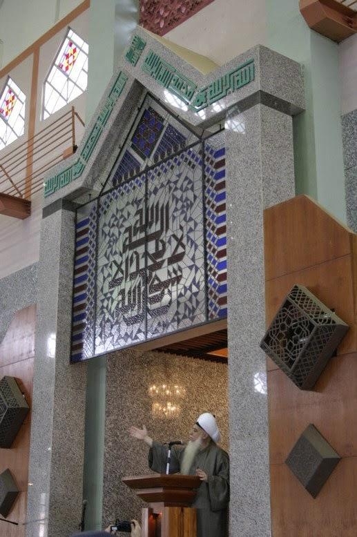masjid agung batam, kepri
