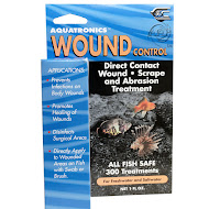 AAP Merbromin for Aquarium, Pond Fish Wound treatment, Columnaris