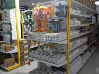 toko minimalis gambar gondola supermarket di surabaya