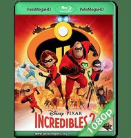 LOS INCREÍBLES 2 (2018) WEB-DL 1080P HD MKV ESPAÑOL LATINO