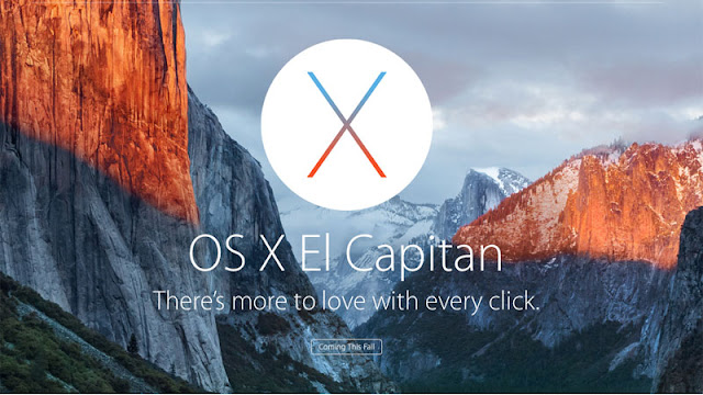 Mac OS X EL Capitan Free Download