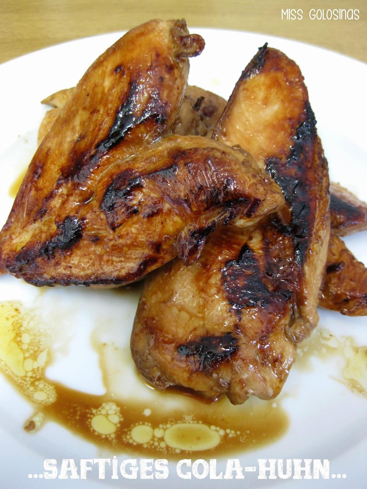 hähnchenfleisch marinieren zum grillen