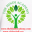 THE HINDI ACADEMY