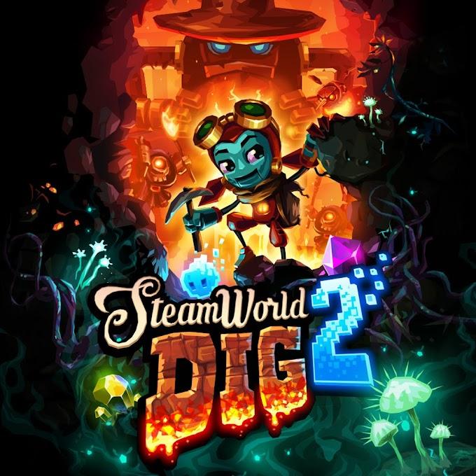 Descargar SteamWorld Dig 2 ESPAÑOL PC 1 LINK GDRIVE