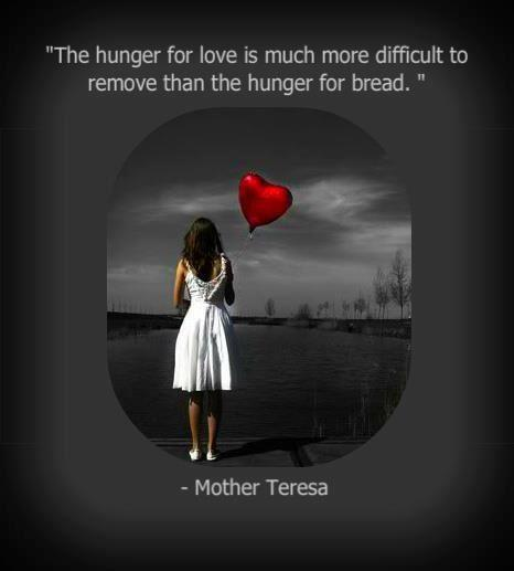 PSYCHOLOGY OF LOVE: Emotional Hunger Or Love
