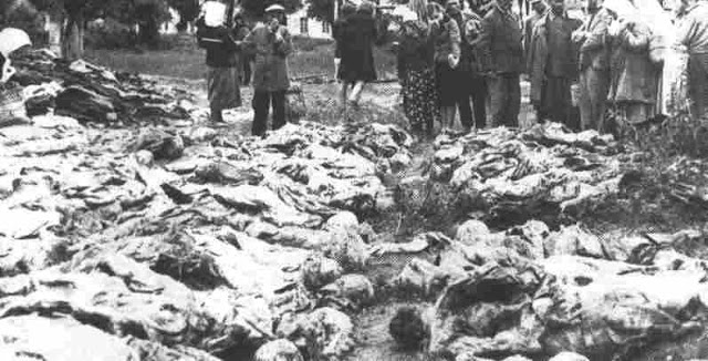 Vinnytsia massacre