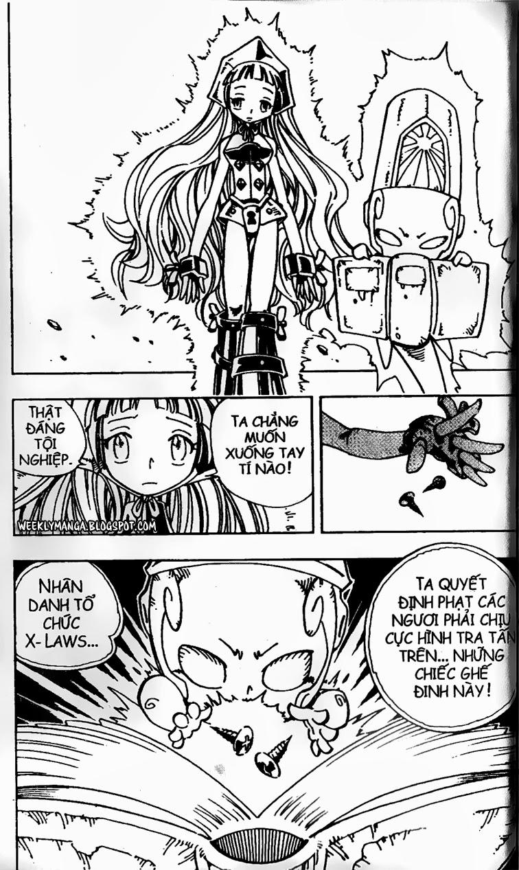 Shaman King [Vua pháp thuật] chap 125 trang 9