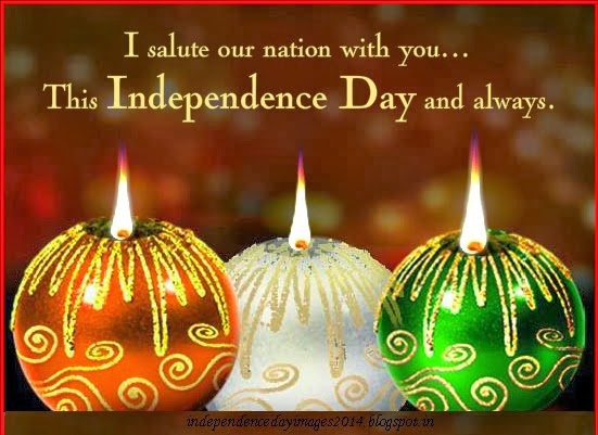 I Salute Our Nation With You Happy Independence Day Images
