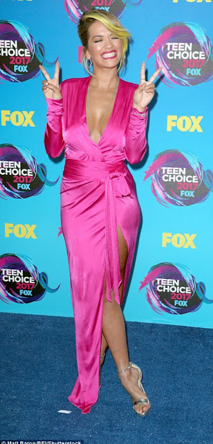 Rita Ora Teen Choice Awards
