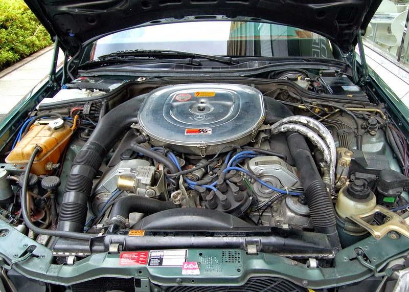 Mercedes Benz C126 500sec Amg Widebody Benztuning