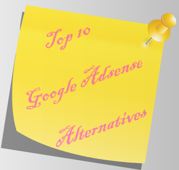 top 10 adsense alternative