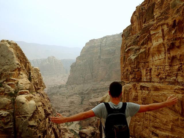 jordania para mochileros