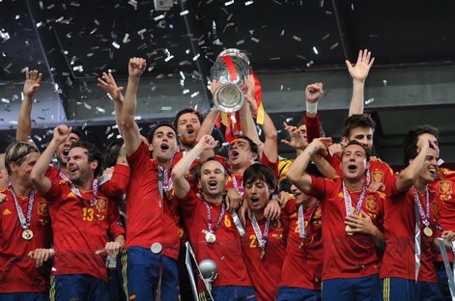 Skuad Spanyol di euro 2016, Isco tidak masuk