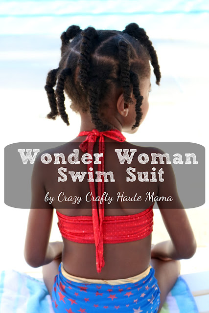 A Wonder Woman Swim Suit & Our Swim Adventures [Swimsuit Edition Blog Tour]