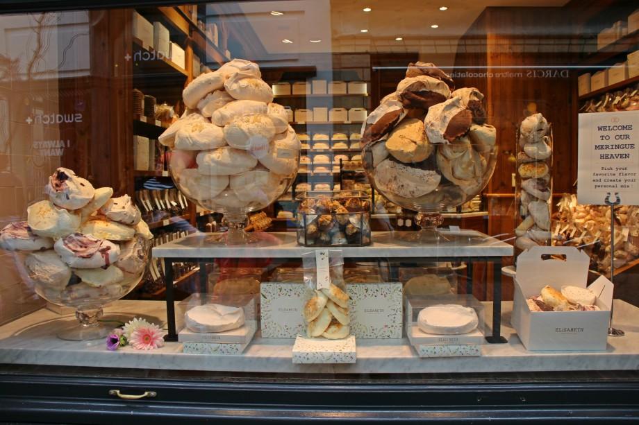 elisabeth, chocolateria, bruselas, merengues